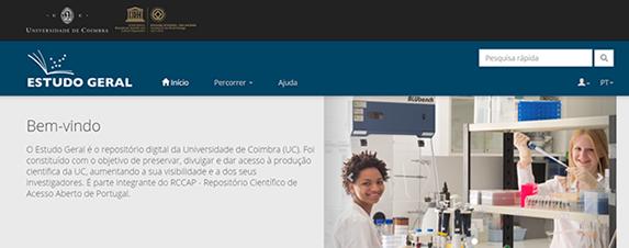 A Universidade de Coimbra associa-se à Semana Internacional do Acesso Aberto, que decorre de 24 a 30 de Outubro e destaca o pré-lançamento do novo Estudo Geral, o repositório institucional […]