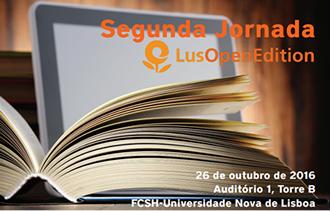 No dia 26 de outubro oCRIA e o seu parceiro OpenEdition vão organizar a Segunda Jornada da LusOpenEdition, produção na Faculdade de Ciências Socais e Humanas da Universidade Nova de […]