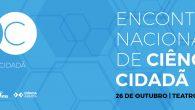 Encontro Nacional de Ciência Cidadã 26 de outubro | Teatro Thalia | Lisboa http://www.ciencia-aberta.pt/ciencia-cidada  A participaçãonoEncontro Nacional de Ciência Cidadãé gratuita mas de inscrição obrigatória. http://www.ciencia-aberta.pt/events/encontro-nacional-de-ciencia-cidada/form
