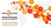 Entre os dias 22e 28de outubro decorre a Semana Internacional do Acesso Aberto (Open Access Week), que se enquadra numa iniciativa internacional com o objetivo de disseminar o Acesso Aberto […]
