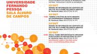 A Universidade Fernando Pessoa junta-se, uma vez mais, à Semana Internacional do Acesso Aberto com as seguintes atividades: 21/10/19 15h00: Abertura – Doutora Nadine Rombert Trigo (Pró-Reitora de Desenvolvimento Institucional […]