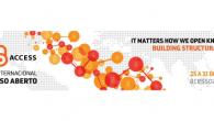 AUniversidade Lusíada(UL) associa-se àSemana Internacional do Acesso Aberto 2021, divulgando a iniciativa, prestando informações sobre o acesso aberto e promovendo a sua prática junto das comunidades científica e académica. Nesse […]