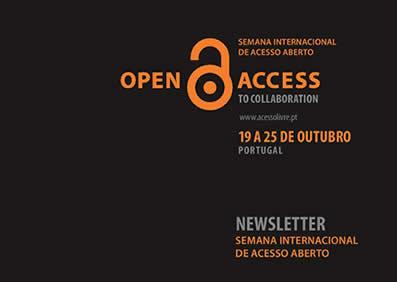 Esta Newsletter representa mais uma das iniciativas que a equipa da Rede RCAAP (Repositório Científico de Acesso Aberto de Portugal) promove no decorrer da Semana Internacional de Acesso Aberto ao […]